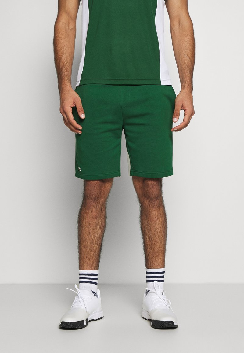 Lacoste Sport - MEN TENNIS - Sports shorts - green