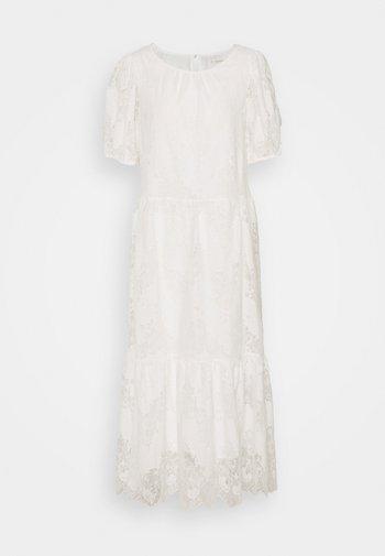 NICHELLE DRESS - Maxi dress - snow white