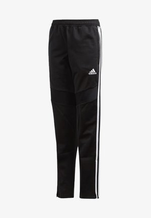 TIRO 19 POLYESTER TRACKSUIT BOTTOMS - Tracksuit bottoms - black