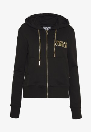 LADY LIGHT - Zip-up hoodie - nero