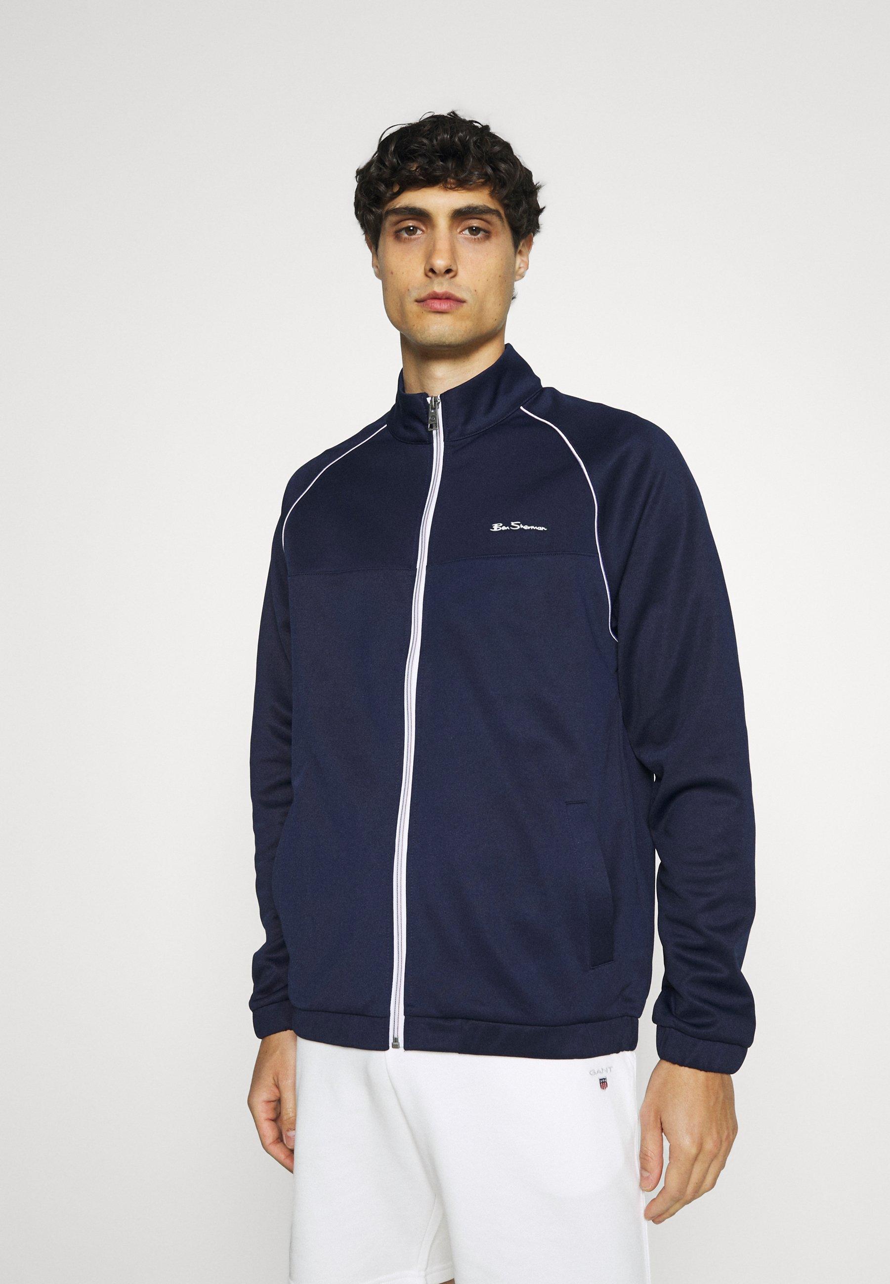 Men TRICOT ZIP THROUGH - Training jacket