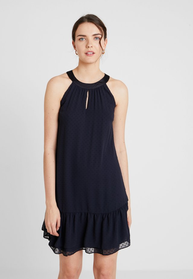 KURZ - Koktejlové šaty/ šaty na párty - luxedo blue