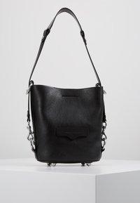 Rebecca Minkoff - UTILITY  BUCKET - Handbag - black - 0
