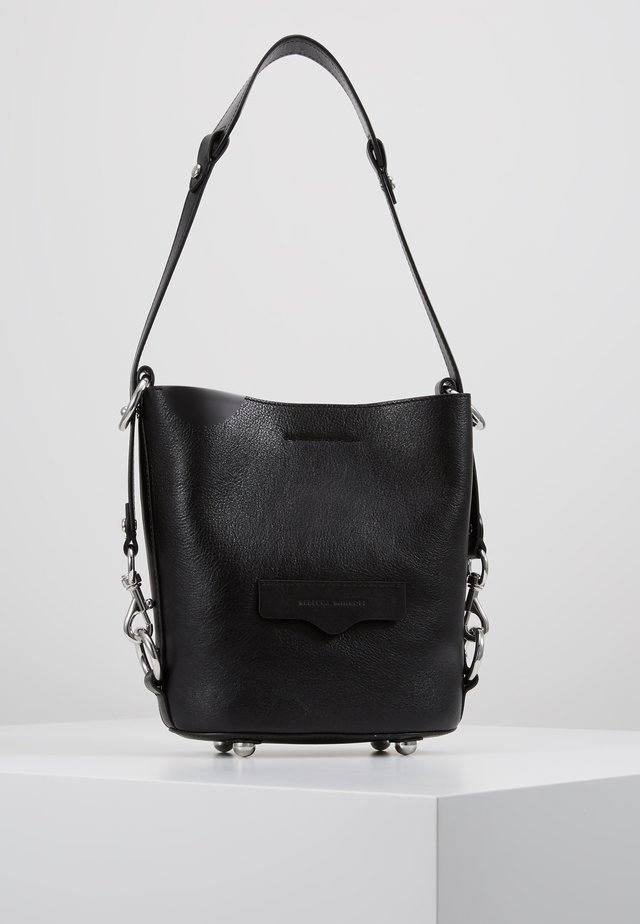 UTILITY  BUCKET - Handbag - black