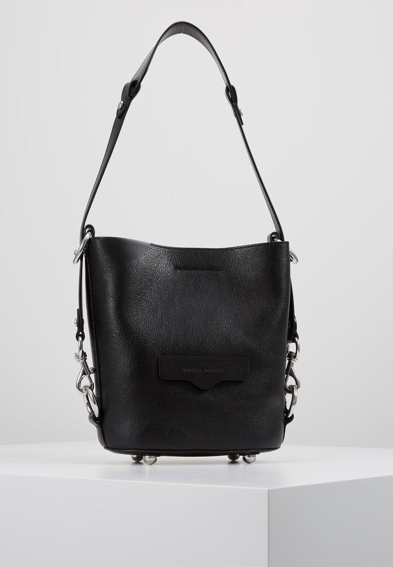 Rebecca Minkoff - UTILITY  BUCKET - Handbag - black