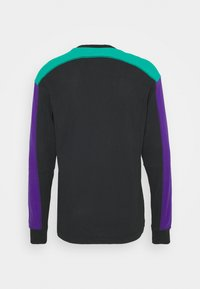 Jordan - MOUNTAINSIDE THERMAL - Long sleeved top - black/neptune green/court purple - 1