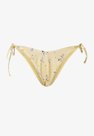 DITSY FLORAL  - Bikiniunderdel - light yellow
