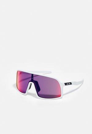 SUTRO UNISEX - Sunglasses - matte white