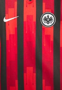 Nike Performance - EINTRACHT FRANKFURT Y UNISEX - Club wear - black - 2