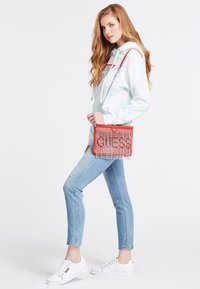 Guess - Across body bag - red - 1