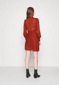 Trendyol - Jumper dress - brick - 2