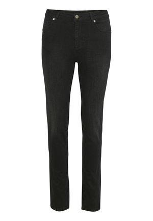 DHCELINA  - Jeans a sigaretta - black washed