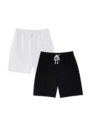 PACK - Shorts - white