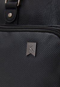 Kidzroom - DIAPERBAG KIDZROOM PRECIOUS - Baby changing bag - black - 5