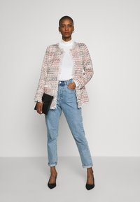 Cream - NORLY JACKET - Manteau court - spring pink - 1
