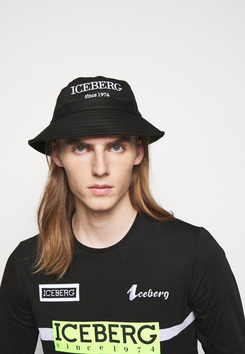 Iceberg - BUCKET HAT UNISEX - Hat - black