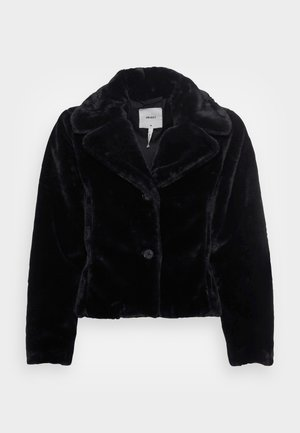 OBJTILLY JACKET - Winter jacket - black