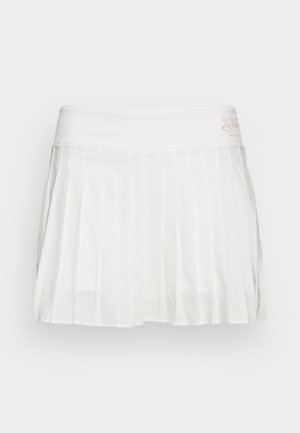 JAMIE TENNIS SKIRT - Mini skirt - white