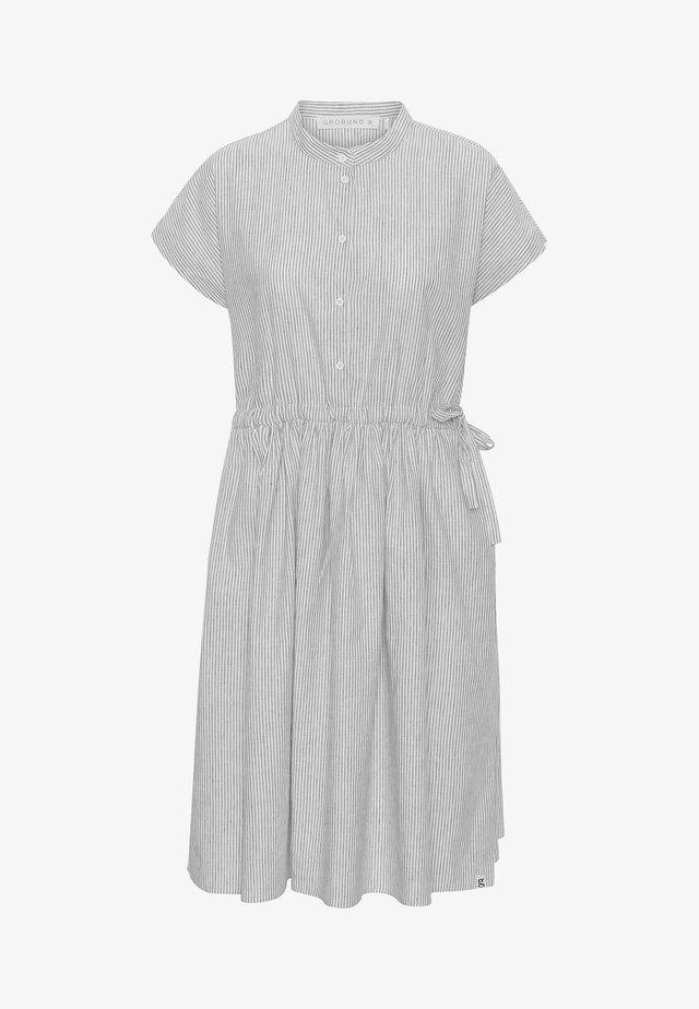Shirt dress - grey