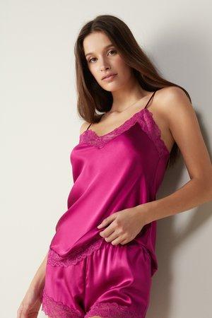 Pyjama top - violet