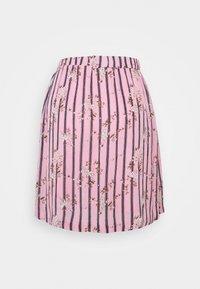 Kaffe - KAMONA SKIRT - A-snit nederdel/ A-formede nederdele - candy pink - 3