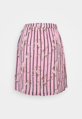 KAMONA SKIRT - A-snit nederdel/ A-formede nederdele - candy pink