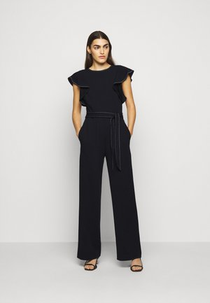 LUXE TECH CREPE-JUMPSUIT - Combinaison - lighthouse navy