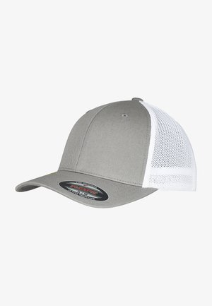 Cap - grey/white
