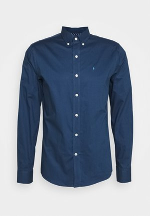 POPLIN SOLID - Formal shirt - cadet/navy