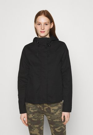 NMDAWSON SHORT JACKET  - Lett jakke - black