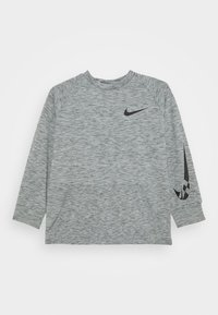 Nike Performance - COMFORT - Fleece jumper - smoke grey/black - 0