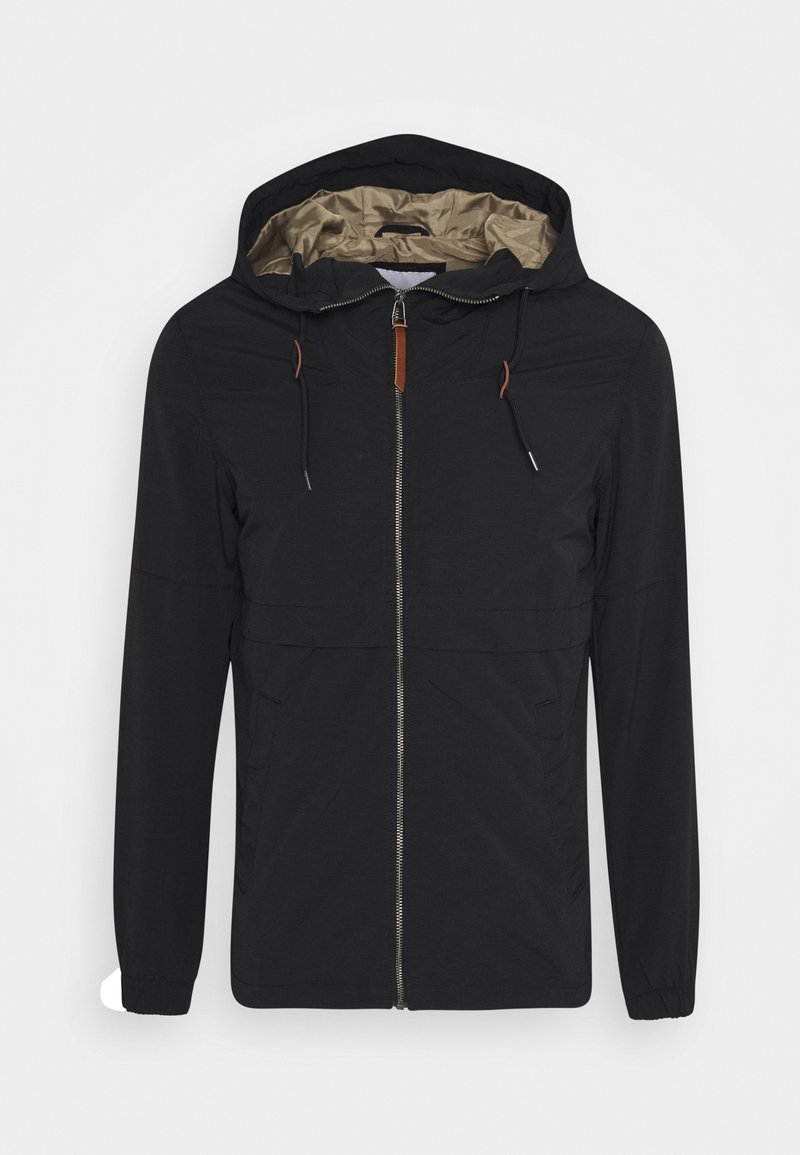 Jack & Jones - JJENIKOLAJ JACKET  - Summer jacket - black