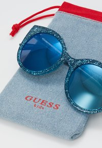 Guess - INJECTED - Sunglasses - blue - 2