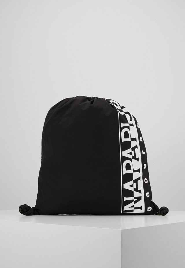 HACK GYM - Treningsbag - black