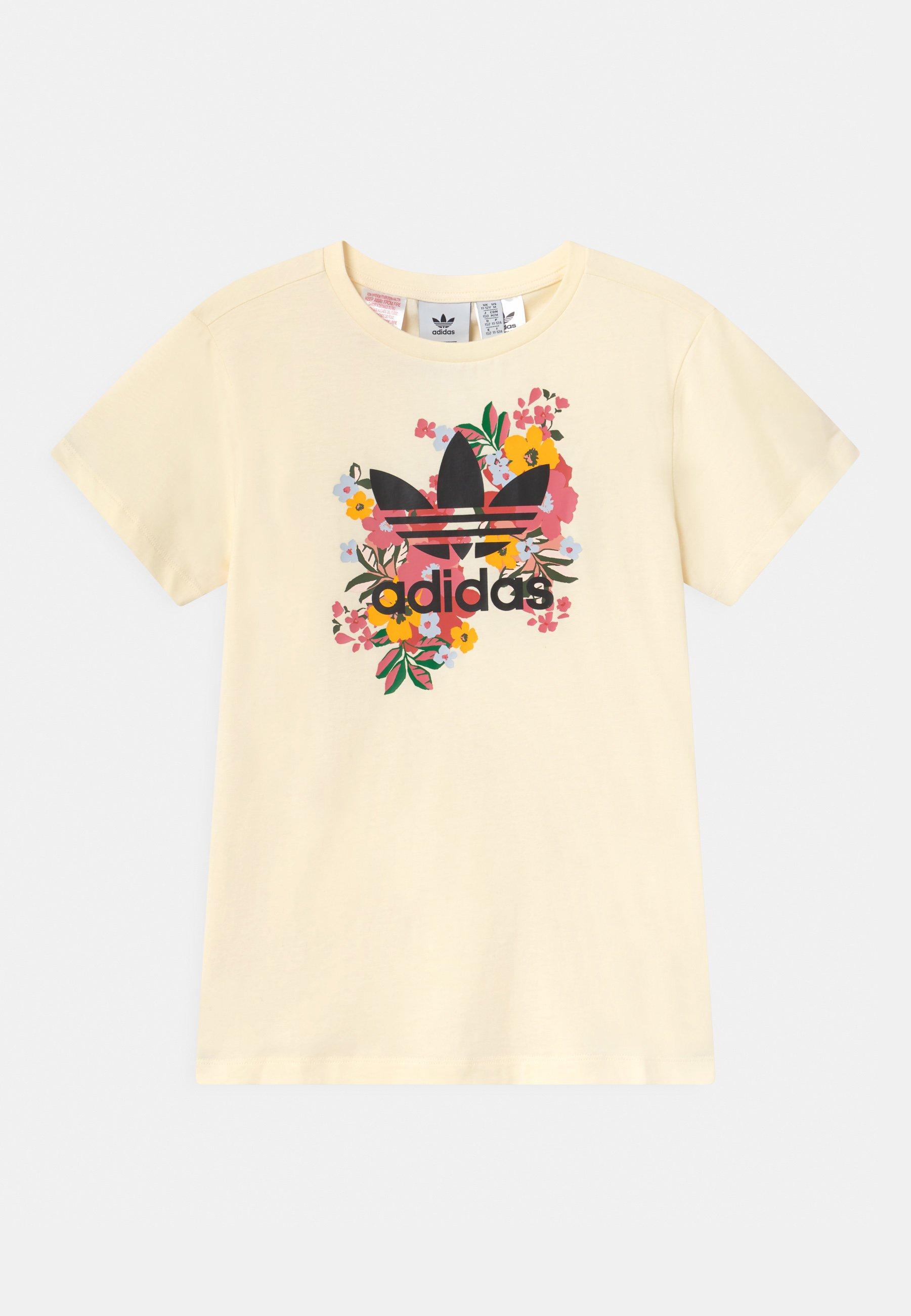 Kids FLORAL TREFOIL  - Print T-shirt