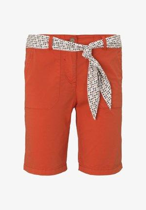 BERMUDA - Shorts - strong flame orange