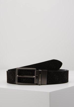 REVERSIBLE AND ADJUSTABLE BELT - Belt - black