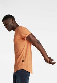 G-Star - LASH - Basic T-shirt - light paste htr - 2