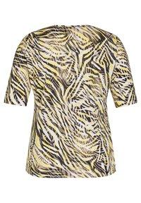 Rabe 1920 - Print T-shirt - dunkelgelb - 1