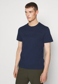 Lacoste - T-shirt print - dark blue - 2