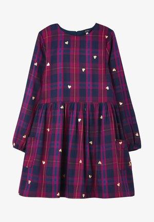 Day dress - buntfarbig