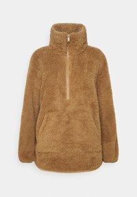 Vero Moda - VMFILLY   - Fleece jumper - brown - 4