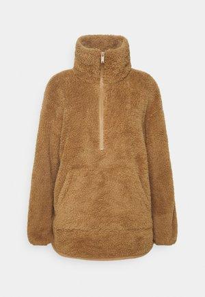 VMFILLY   - Fleece jumper - brown