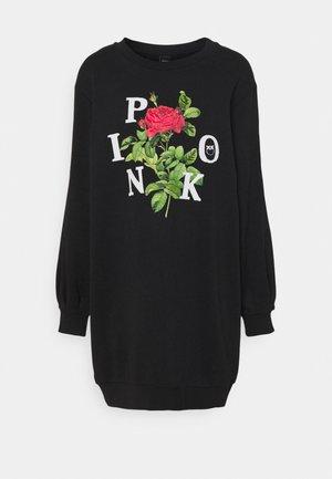 TOFFIA ABITO FELPA - Sweatshirt - black