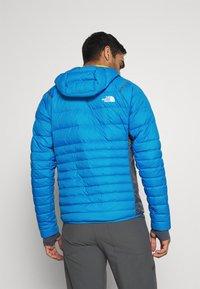 The North Face - SPEEDTOUR HOODIE - Dunjacka - blue/light grey - 2