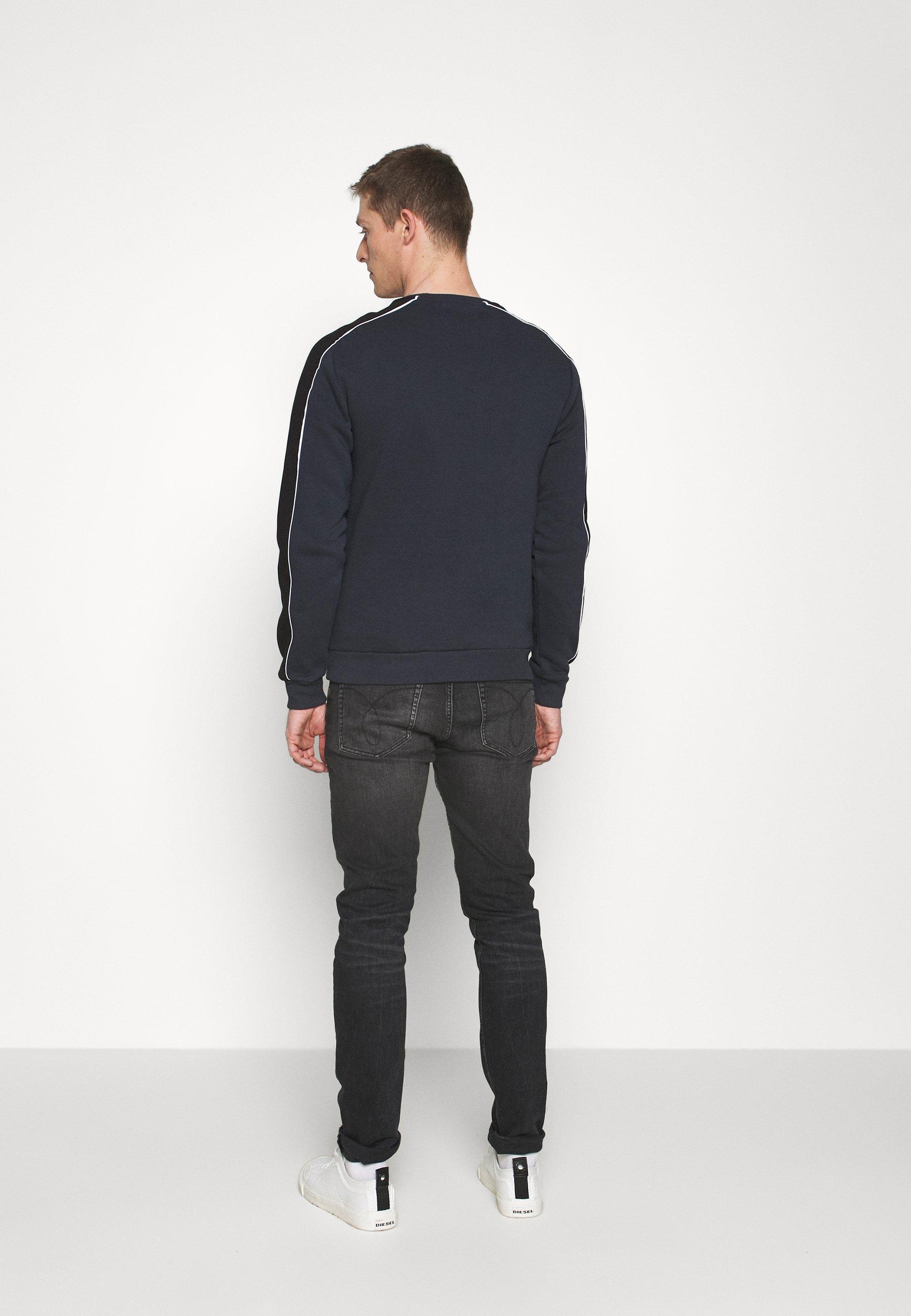 Nike Sportswear Sweatshirt - twilight marsh/oliv - Herr Vinterkläder GfqAH