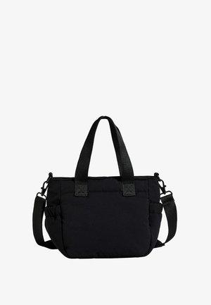 NYLON THERMAL BAG - Handbag - black