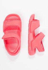adidas Performance - ALTASWIM - Pool slides - core pink/white - 1