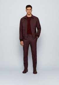 BOSS - Summer jacket - dark red - 1