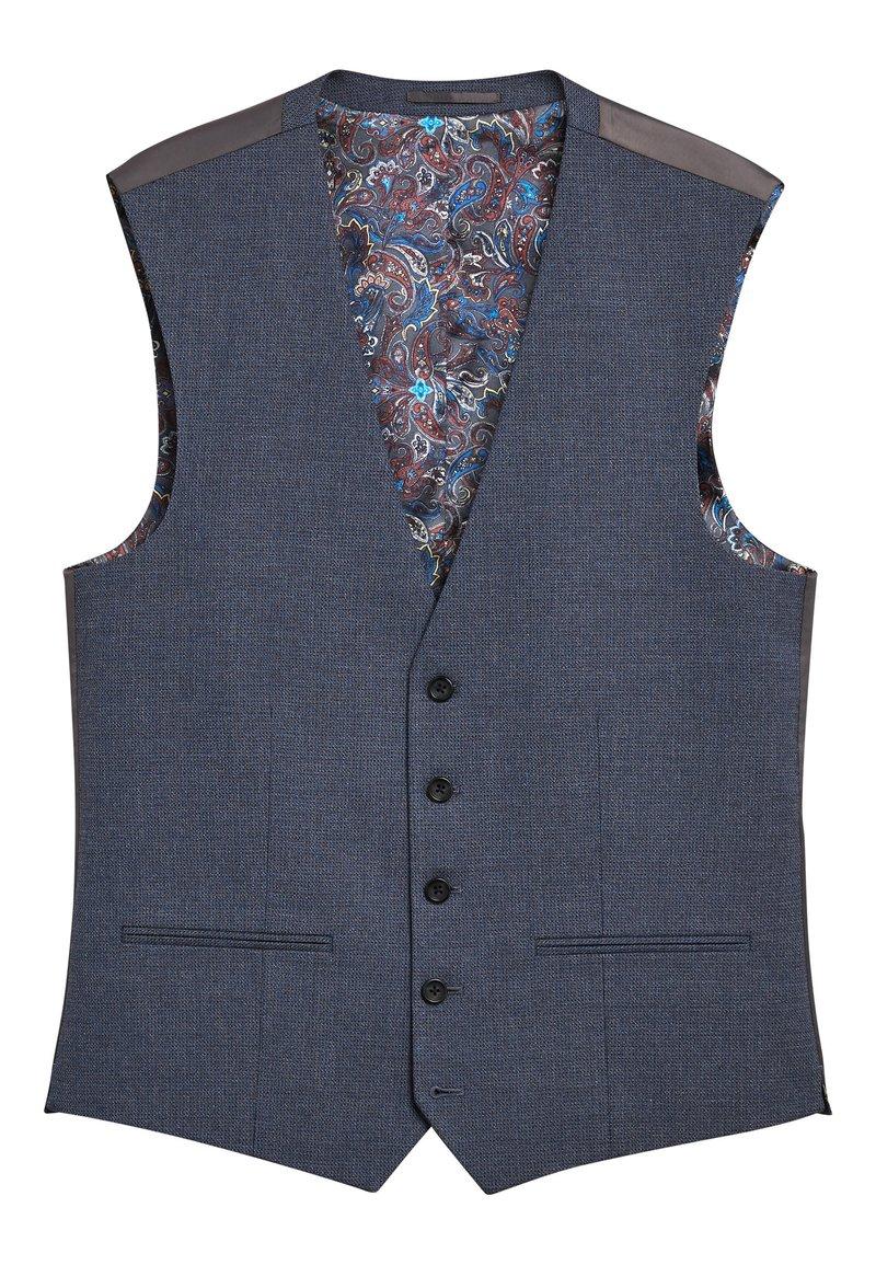 Next - Suit waistcoat - blue